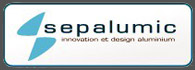 Innovation et design aluminium Sepalumic